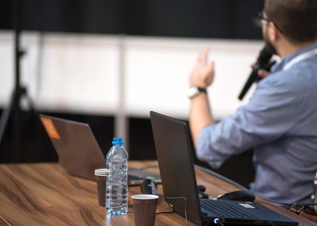 conferencia ponencia master